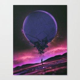 O3.RUPTURE (everyday 11.01.15) Canvas Print