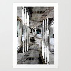 Laberinto Art Print