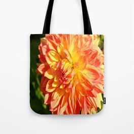 Radiant Beauty Tote Bag