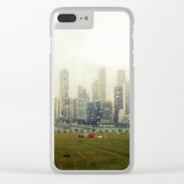 Made in Singapore #1 Clear iPhone Case