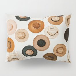 Baja Hat Wall Pillow Sham