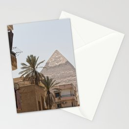One block away  Stationery Cards