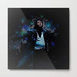 Shine like Star Metal Print