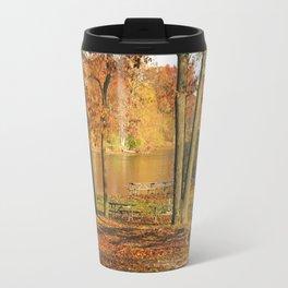 Autumn's End Travel Mug