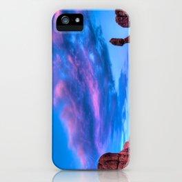 """Balanced Sunset"" iPhone Case"