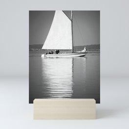 Voilier. Mini Art Print