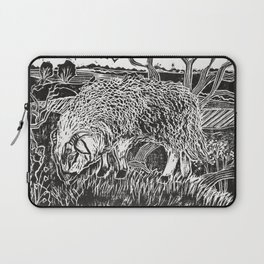 Dartmoor sheep Laptop Sleeve