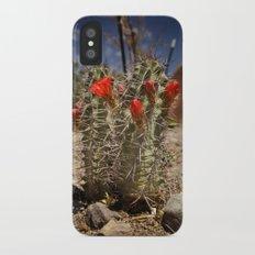 Prickly Beauty iPhone X Slim Case