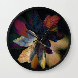 Layers of Change Wall Clock