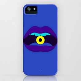 Yellow Candy iPhone Case