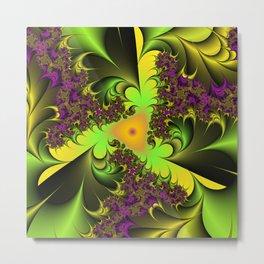 Colors Fantasie Metal Print