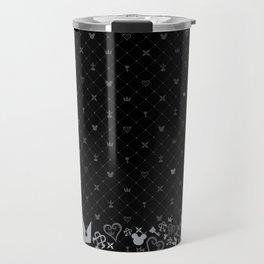 Kingdom Hearts BG Travel Mug