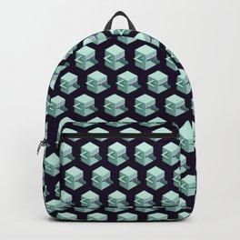 Yulong Pattern Backpack