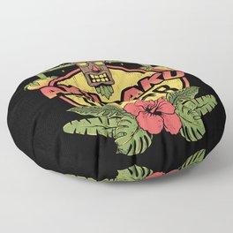 AKU-AKU TIKI BAR Floor Pillow