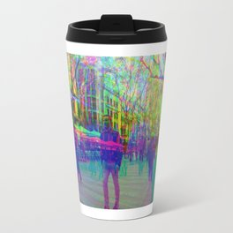 Multiplicitous extrapolatable characterization. 22 Travel Mug