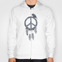 A dreamcatcher for peace Hoody