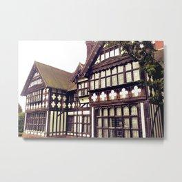 Wightwick Manor - Wolverhampton Metal Print