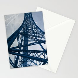 Steel Tower Stationery Cards