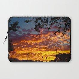 Sunrise in Carpinteria Laptop Sleeve