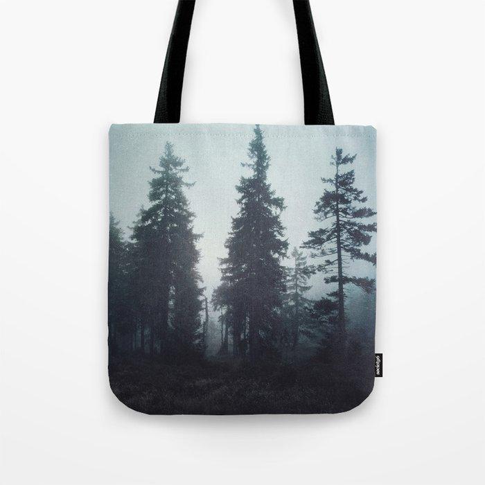 Leave In Silence Tote Bag