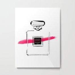 Pink Perfume #5 Metal Print