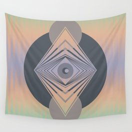 HYPER LIGHT, HYPNOTEYEZ Wall Tapestry