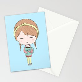 Me In The Morning Stationery Cards