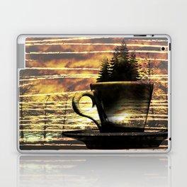 Cup of Tree Laptop & iPad Skin