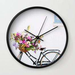 Bycicle Wall Clock