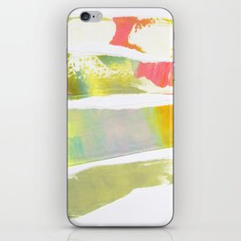 The form of poetry iPhone Skin