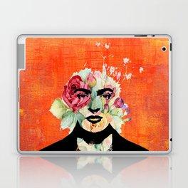 Frida flowers Laptop & iPad Skin