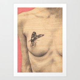 Atropos Art Print