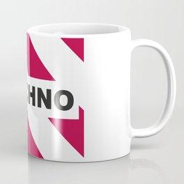 Thank God is Techno Coffee Mug