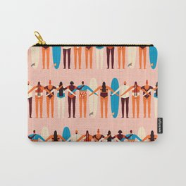 Surf sisters Carry-All Pouch