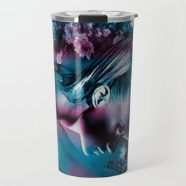 "CAMELLIA ""Without Fault or Flaw"" Travel Mug"