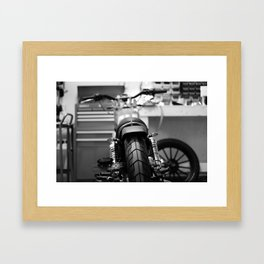 Born Z2 Framed Art Print
