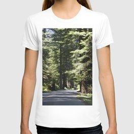 Humboldt State Park Road T-shirt