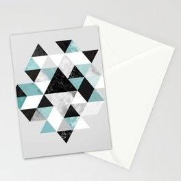 Graphic 202 Turquoise Stationery Cards