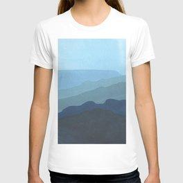 Landscape Blue T-shirt