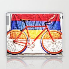 Armenian Fixie  Laptop & iPad Skin