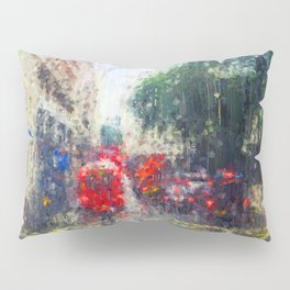 Streets of London Pillow Sham