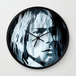 Kurt# Cobain#Nirvana Wall Clock