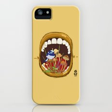 Untitled Mouth  iPhone (5, 5s) Slim Case