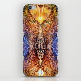 JagadAtman-SupremeSpirit  Spiritual awakening iPhone Skin