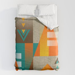 SUMMIT | orange Comforters
