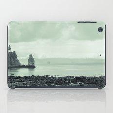 siwash rock iPad Case