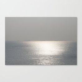 Endless Ocean Canvas Print