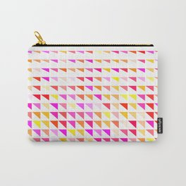 fete triangle pattern Carry-All Pouch