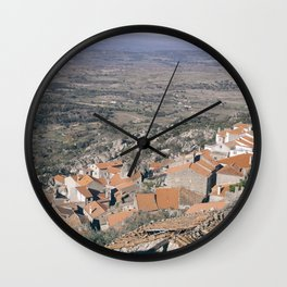 monsanto 2 Wall Clock