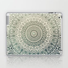 AUTUMN LEAVES MANDALA Laptop & iPad Skin